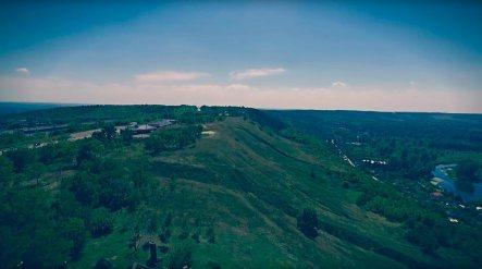 Вид на гору Кремянец