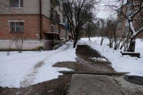 Теплотрасса к дому №39 по ул. Капитана Орлова