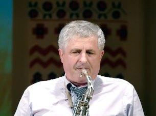 Дмитрий Михайлович Рипак — саксофон, преподаватель
