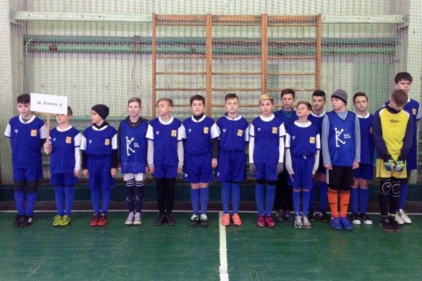 XIX открытый турнир по мини-футболу памяти воспитанника изюмского футбола Андрея Верещаки среди юношей
