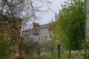 Микрорайон Изюма - ул. Капитана Орлова