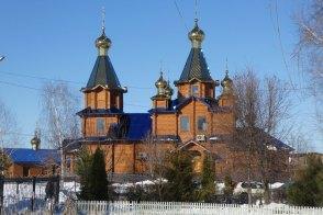 Мужской монастырь в честь Песчанской иконы Божией Матери