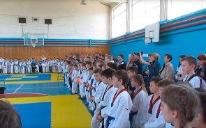 В турнире приняли участие 175 спортсменов