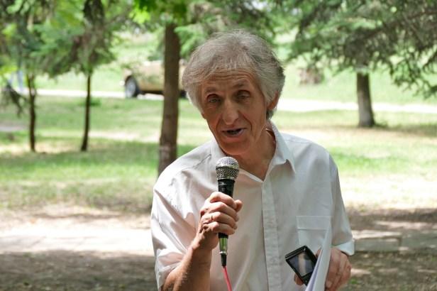 Заместитель главного редактора газеты «Обрии Изюмщины», председатель литературного объединения «Слово»