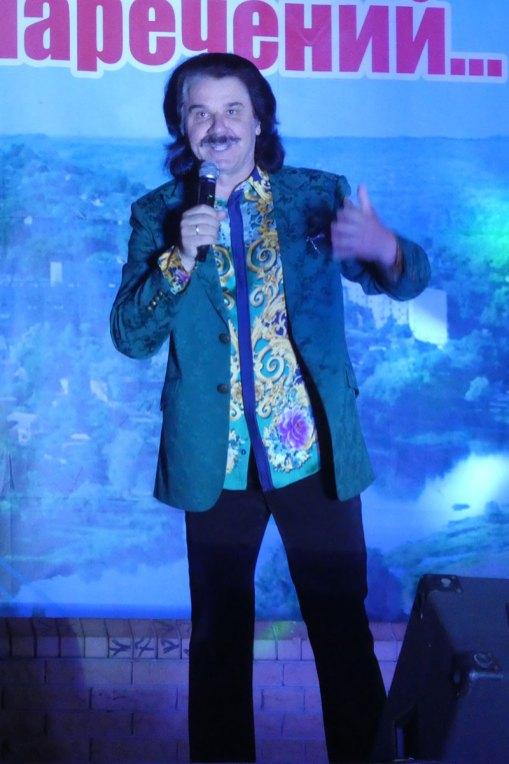 Народный артист Украины Павел Зибров