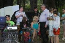 Дмитрий Рипак с саксофоном