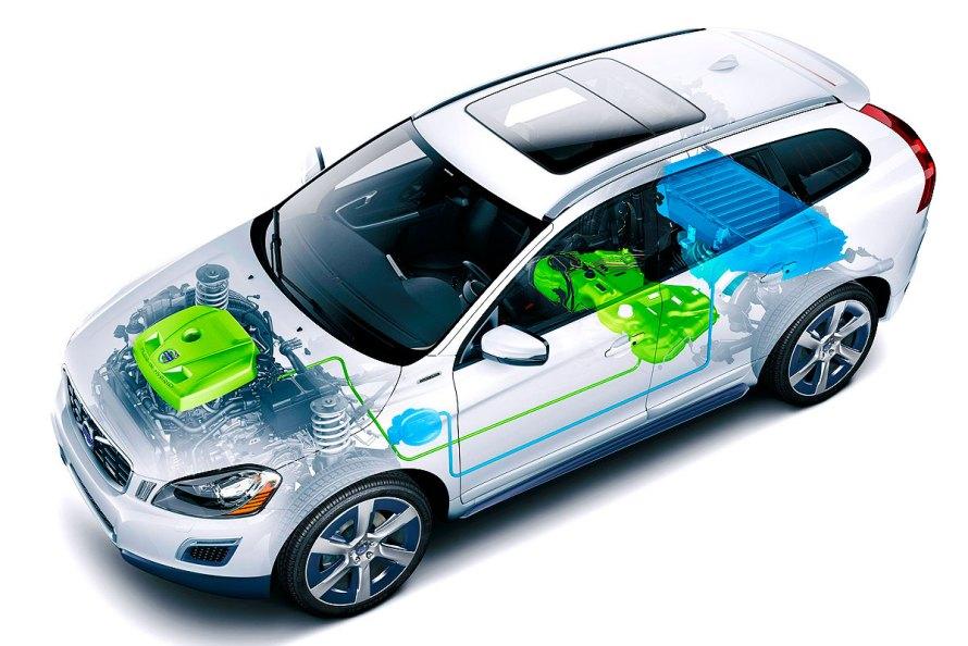 Концерн Volvo полностью откажется от двигателей внутреннего сгорания