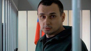 Олег Сенцов - украинский режиссер, активист евромайдана и уроженец Крыма