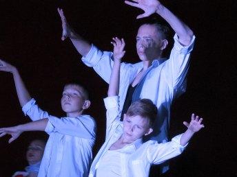 Танцевальный коллектив «Совершенство» - «Белые тополя»
