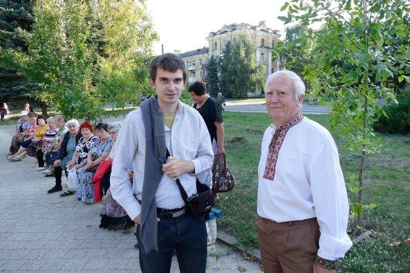 Игорь и Борис Мосюр