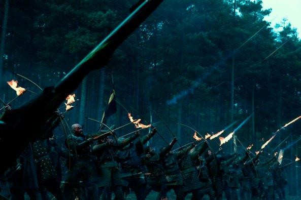 Средневековая битва, чего не ожидал увидеть в этом фильме