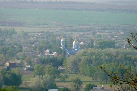 Свято-Вознесенкий кафедральный собор в Изюме