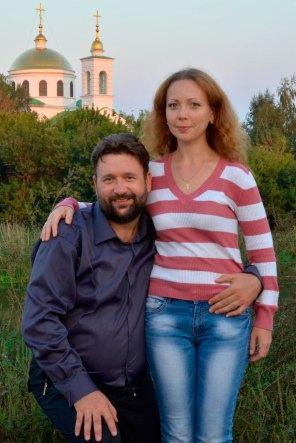 Дмитрий и Юлия Шилько