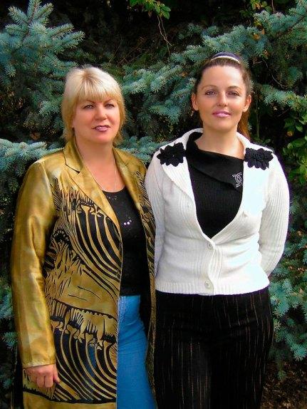 Черевко Валентина Сергеевна и Курило Елена Викторовна