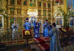 Димитрий Шилько протодиакон Свято-Вознесенкого кафедрального собора