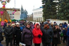 Концерт в Изюме у КДК «Спартак»