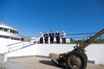 19 сентября 2018 года на Национальном мемориальном комплексе «Высота маршала И. С. Конева»