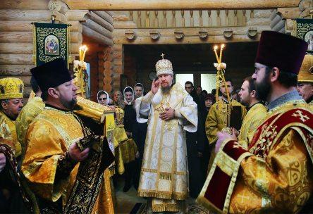25 грудня 2018 року, в свято святителя Спиридона, єпископа Триміфунтського