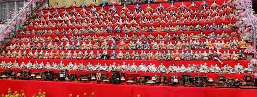Katsuura Big Hina Matsuri - Doll's Festival