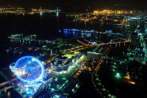 Yokohama_Landmark_Tower_View