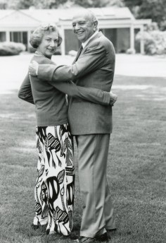 Madge and Bill