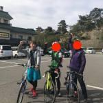 丸岡城から永平寺まで自転車で行ってきました