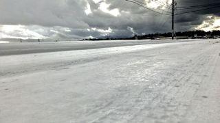 大雪のピークを超えました