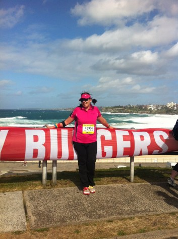City 2 Surf 2012 - I wanted to get a pic in the same spot as last year :)