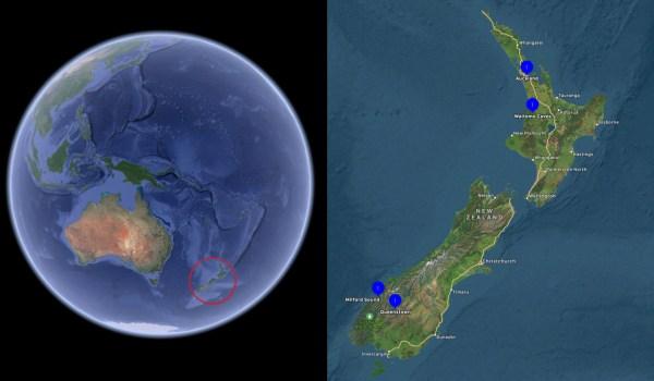 New Zealand <