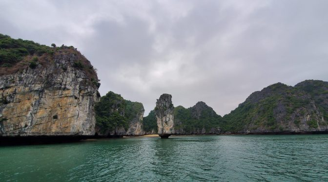 Halong Bay Cruise- Kayaking and bicyCling