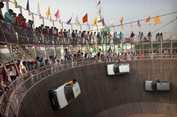 Well Of Death At Sonepur Mela Patna