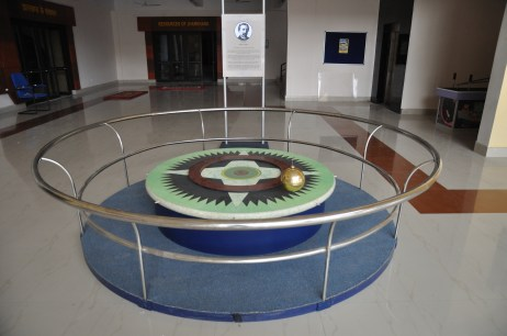 Foucault Pendulum At Ranchi Science Centre