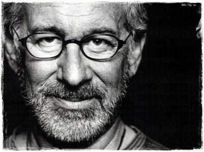 Steven Speilberg; my favourite film-maker since I was a young wee thing. Indiana Jones, Jurassic Park, ET, his work is a joy to us all!