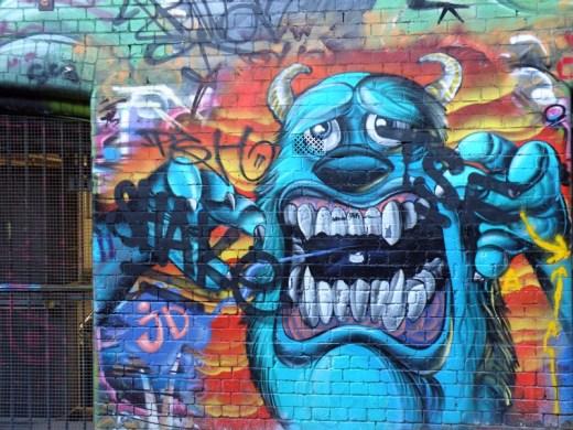 CBD Street Art (V)