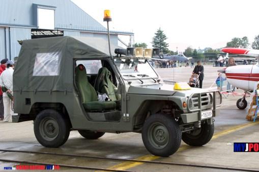 French Armée de l'Air Auverland A3, BA105, Evreux, 07/2007.