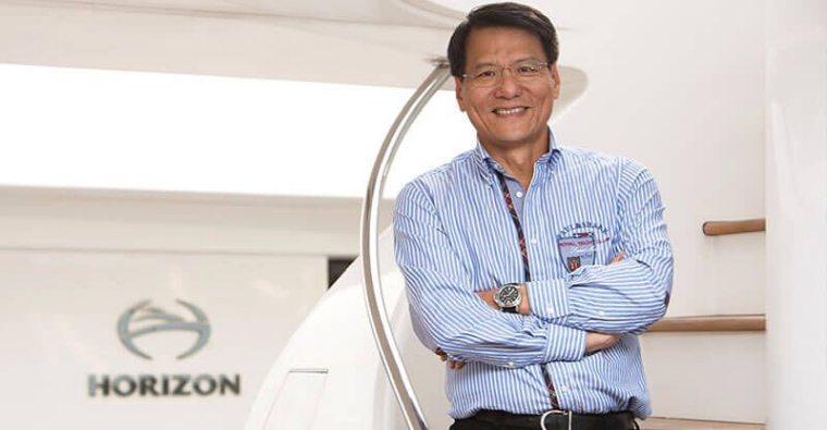 Kaohsiung City Yachts Horizon CEO