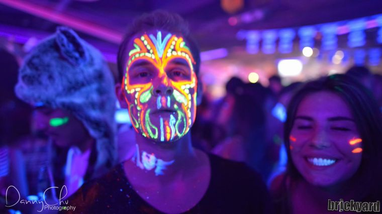 Kaohsiung Event Full Moon Party: Neon Moon