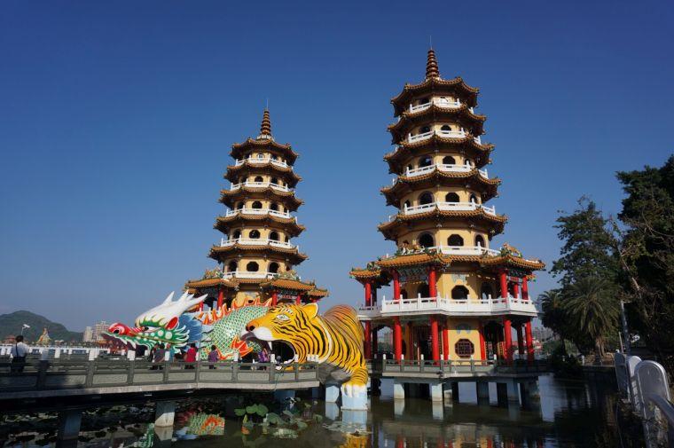 Kaohsiung Lotus Pond