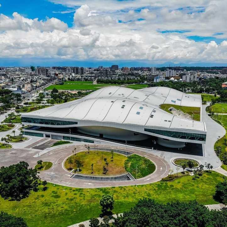 Kaoshiung Attraction Weiwuying National Performing Arts Center