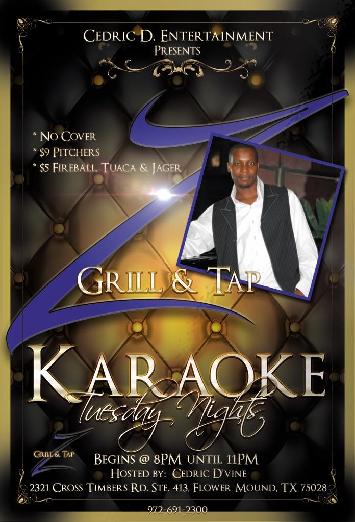 Voted Best Karaoke DJs, Karaoke Bars, & Karaoke Shows In Dallas Ft. Worth & Surrounding Areas