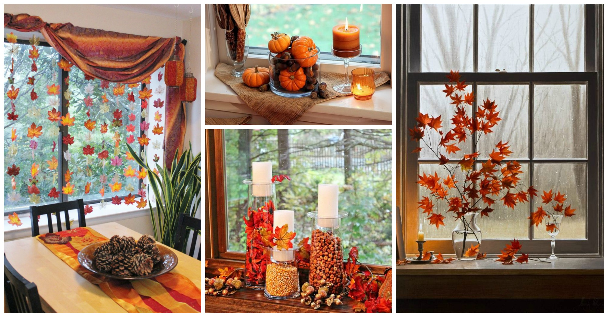 Fall Window Decor Archives