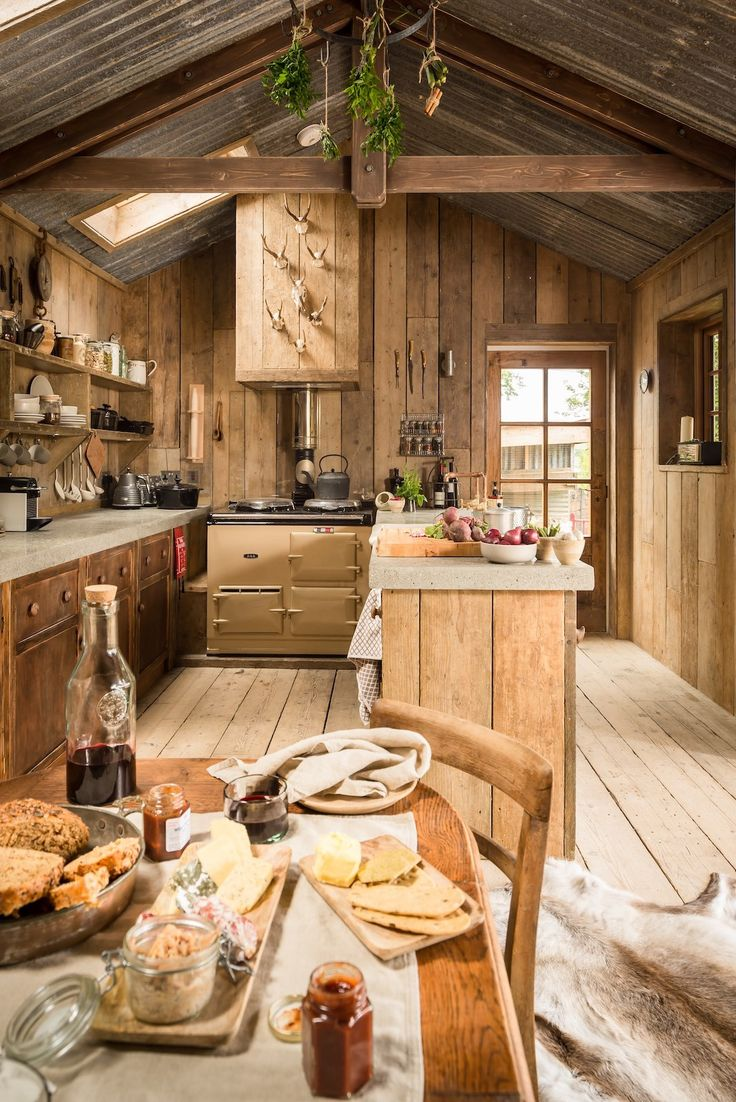 Basic Rustic Interior Design Tips For A Cozy And Warm Look