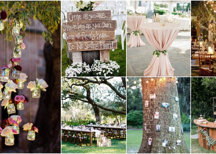 Fun Outdoor Wedding Ideas For Your Special Day