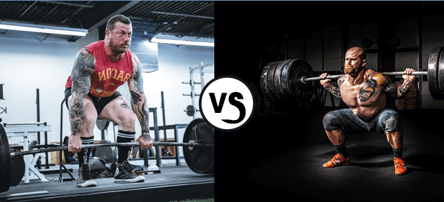 CHOOSING BETWEEN SQUAT AND DEADLIFT TO BUILD MASS - WHICH IS BETTER