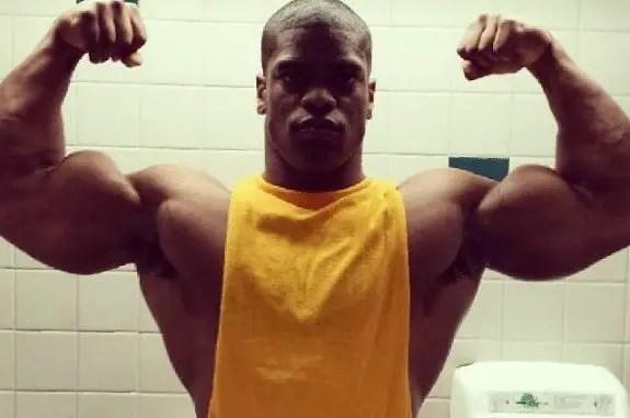biggest natural body builder