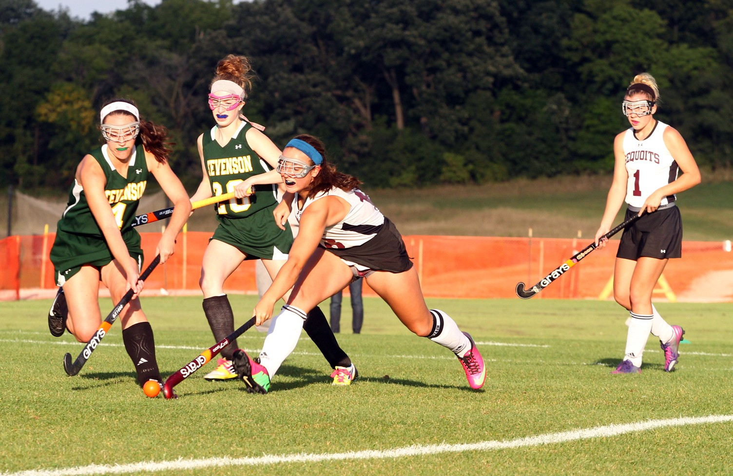 FRONT field hockey