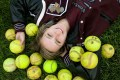 Carlie Odejewski, a speedy outfielder, has played softball for 13 years and looks to continue her career at the University of Charleston in West Virginia where she will major in pre-pharmacy (Submitted/The Report).