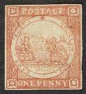 MKA Australian Stamp