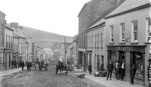 MKA Main St., Dingle NLI 1880 - 1910