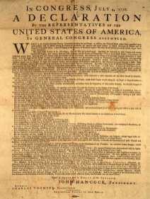 MKA US Declaration of Independence